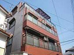 パームコートモズ[2階]の外観