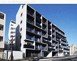 東京都江東区枝川の賃貸マンションの外観