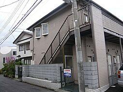 千葉県八千代市勝田台北3丁目の賃貸アパートの外観