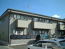 京都府京都市西京区桂久方町の賃貸アパートの外観