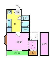 滝谷駅 3.5万円