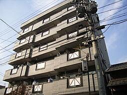 愛知県名古屋市西区上名古屋2丁目の賃貸マンションの外観