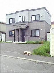 [テラスハウス] 北海道札幌市北区あいの里四条5丁目 の賃貸【/】の外観