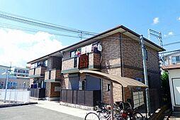 セドール富田林[102号室号室]の外観