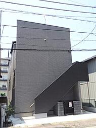 千葉県千葉市中央区弁天4丁目の賃貸アパートの外観