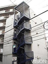 パルファン南浦和[3階号室]の外観