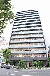大阪府大阪市西区新町1-の賃貸マンションの外観