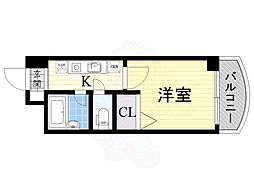 天神橋筋六丁目駅 5.3万円