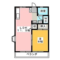 千波ハイツA