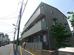 [テラスハウス] 東京都葛飾区水元3丁目 の賃貸【/】の外観