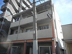 コルナス八戸ノ里[3階]の外観