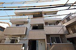 東京都大田区南久が原2丁目の賃貸アパートの外観
