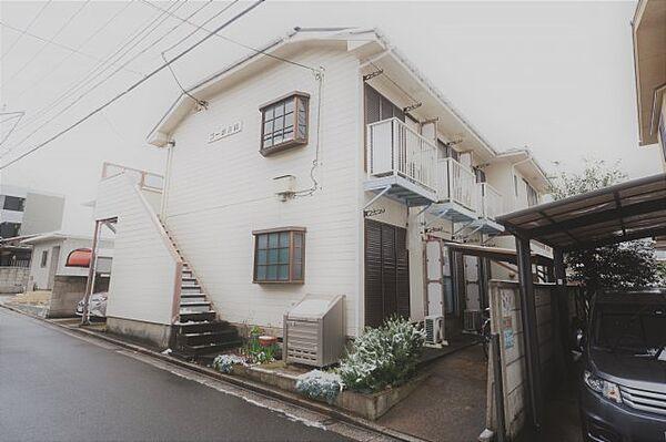 コーポ吉田[102号室]の外観