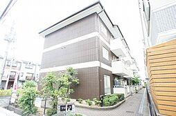京都府京都市伏見区久我森の宮町の賃貸マンションの外観
