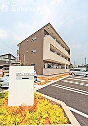 愛知県名古屋市南区宝生町3丁目の賃貸アパートの外観