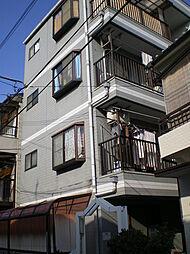 大阪府寝屋川市萱島東3丁目の賃貸マンションの外観