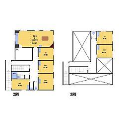 TASKハウス[201号室]の間取り