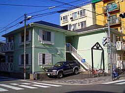 エクセル岸里[2階]の外観