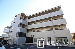 愛知県豊田市太平町平山の賃貸マンションの外観