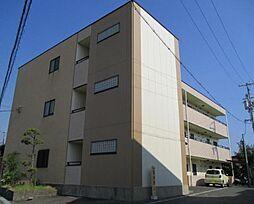 兵庫県加古川市西神吉町鼎の賃貸マンションの外観