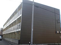 レオパレスフィレンツェ七番[2階]の外観