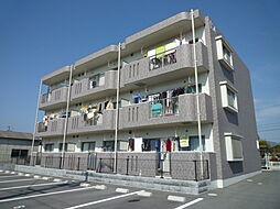 岡山県総社市中央4丁目の賃貸マンションの外観