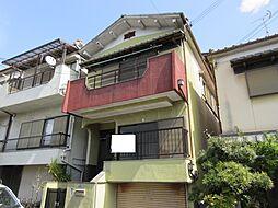 [一戸建] 大阪府門真市岸和田3丁目 の賃貸【/】の外観