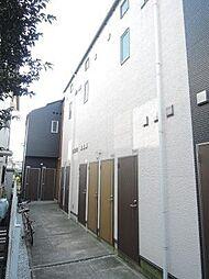 コートハウス南馬込II bt[206kk号室]の外観