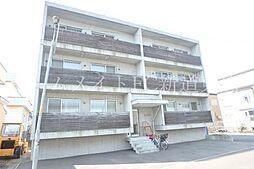 北海道札幌市北区太平八条7丁目の賃貸マンションの外観