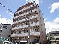 上桂くめマンション[506号室]の外観
