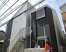 神奈川県横浜市鶴見区生麦4丁目の賃貸アパートの外観