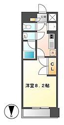 グレイス大須[2階]の間取り