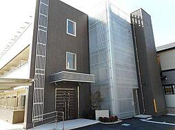 大阪府高槻市柳川町1丁目の賃貸マンションの外観