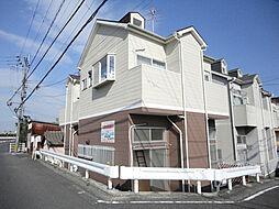 リバーサイドハウス[2階]の外観
