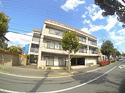 兵庫県伊丹市中野北2丁目の賃貸マンションの外観