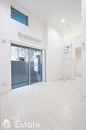 愛知県名古屋市中川区長良町5丁目の賃貸アパートの外観