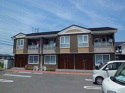 長野県松本市寿中1丁目の賃貸アパートの外観