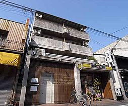 京都府京都市上京区浮田町の賃貸マンションの外観