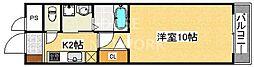 メゾンジョイス[1-D号室号室]の間取り