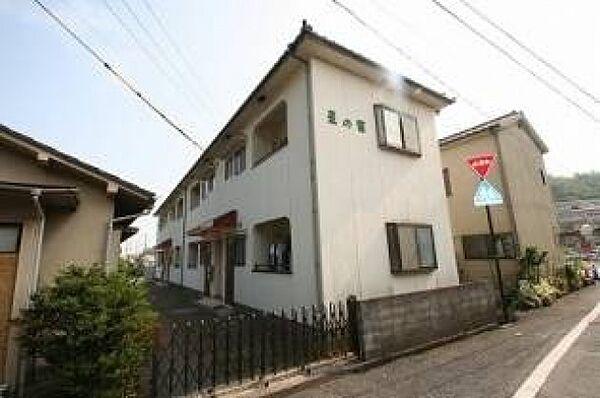 岡山県岡山市北区法界院の賃貸アパート