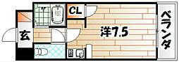 パークサイド60[2階]の間取り