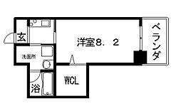 アンギン ルマ[907号室号室]の間取り