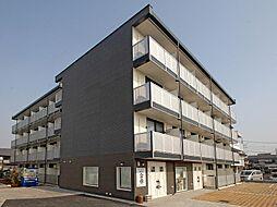 埼玉県さいたま市西区土屋の賃貸マンションの外観