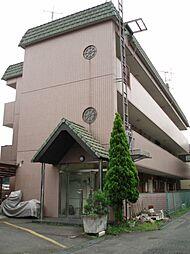 神奈川県横浜市保土ケ谷区上菅田町の賃貸マンションの外観