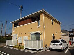 三重県四日市市蒔田3丁目の賃貸アパートの外観