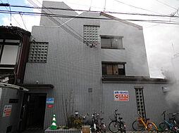 京都府京都市中京区猪熊通錦小路上る下瓦町の賃貸マンションの外観