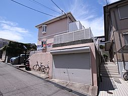兵庫県神戸市垂水区南多聞台3丁目の賃貸アパートの外観