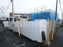 兵庫県神戸市灘区薬師通2丁目の賃貸アパートの外観