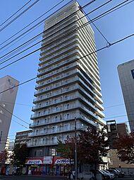 北海道札幌市中央区南7条西6丁目の賃貸マンションの外観