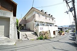 兵庫県神戸市垂水区西舞子9丁目の賃貸アパートの外観